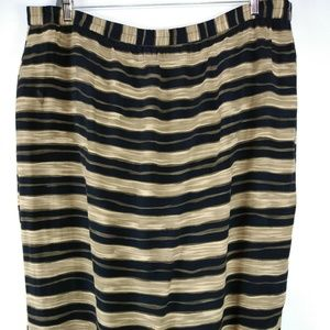 JONES NEW YORK Womens Skirt Knee Length Size 24W